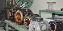Перемотка электродвигателей в краснодаре, ремонт электродвигателей