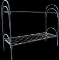 Кровати металлические для бытовок, Матрасы ватные.