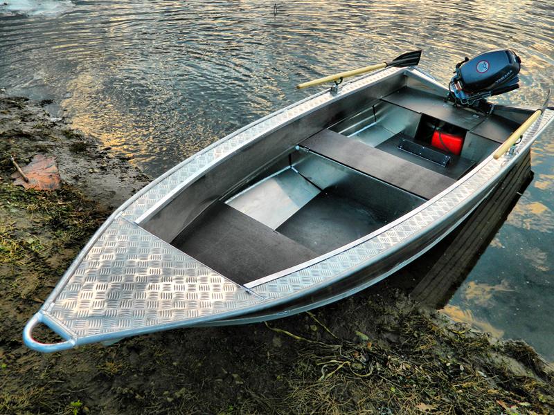 Ремонт лодок алюминиевых | фото 1 из 1