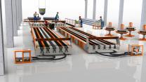 Технологическая  линия по производству световых опор св | фото 2 из 2