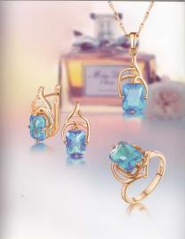 Бижутерия Fallon Jewelry оптом   фото 2 из 6