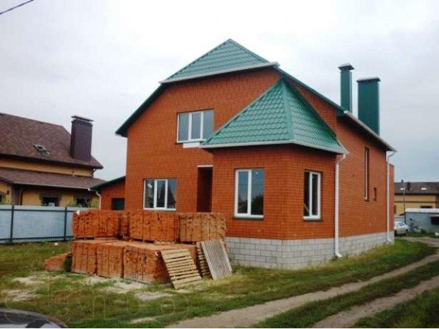 Строительство дома в Белгородской области | фото 1 из 4