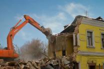 Снос домов. Демонтаж. Вывоз мусора