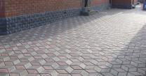Благоустройство территории, укладка плитки тротуарной и брусчатки.
