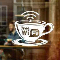 Наклейки для кафе и ресторанов в Омске