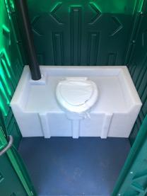 Туалетные кабины б/у, биотуалеты в х/с недорого | фото 4 из 5