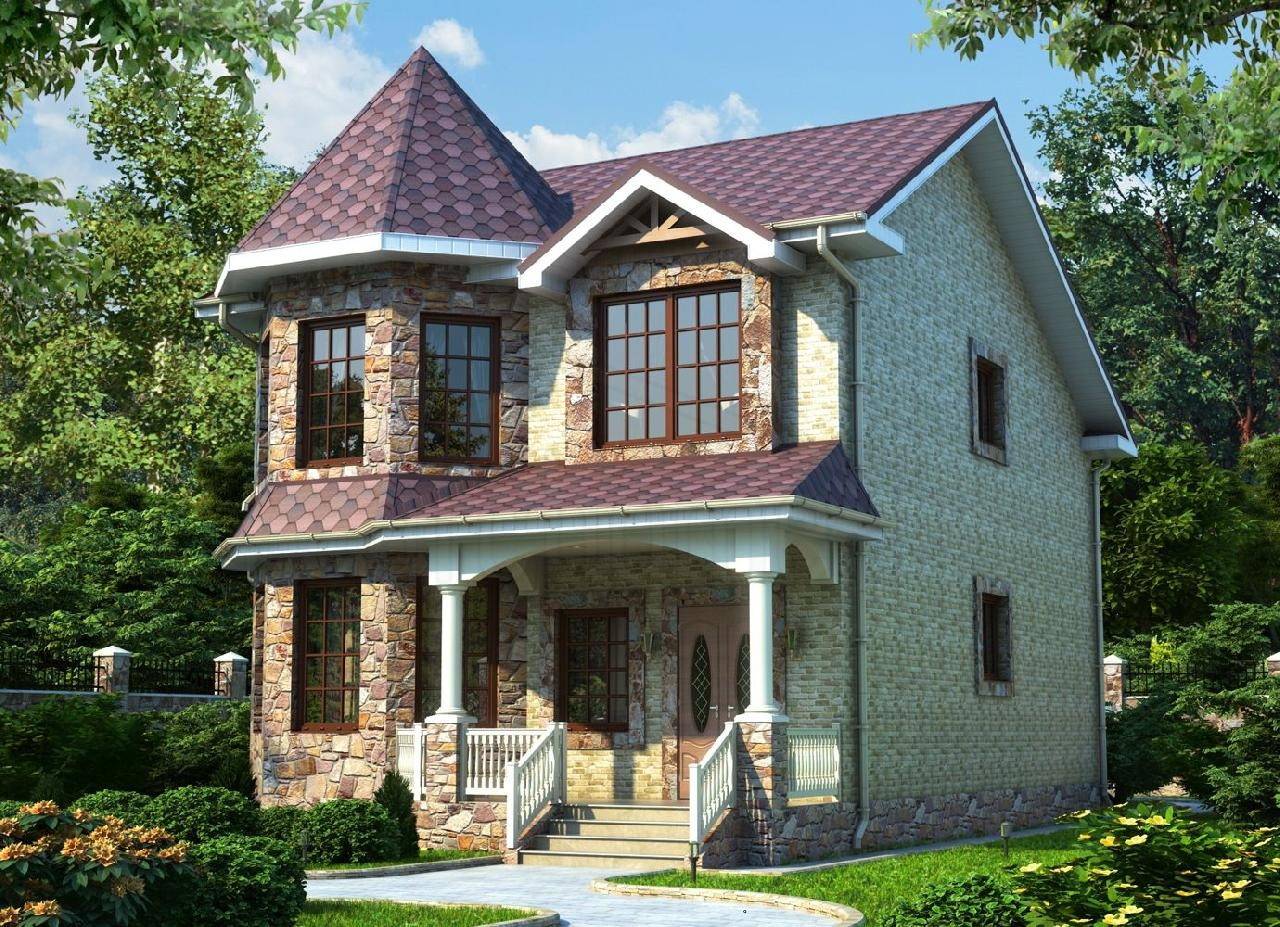 Строительство дома в Белгородской области | фото 1 из 5