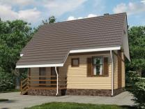 Строительство дома в Белгородской области | фото 2 из 5