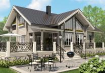 Строительство дома в Белгородской области | фото 3 из 5