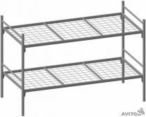 Трехъярусные металлические кровати | фото 2 из 6