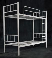Кровати для санаториев, кровати металлические с деревянной спинкой