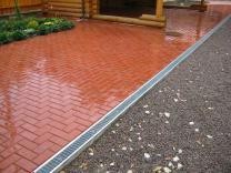 Профессиональная укладка тротуарной плитки.    фото 2 из 4