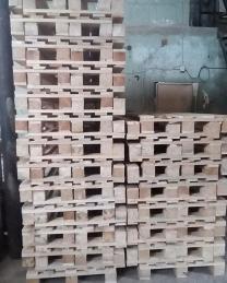 Поддоны деревянные от производителя   фото 2 из 2
