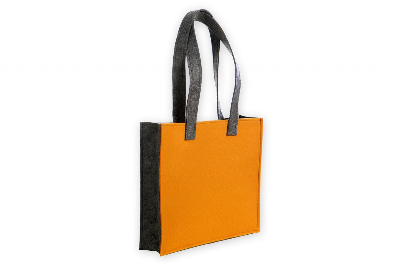 Оптом сумки из войлока с нанесением логотипа | фото 1 из 5