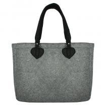 Оптом сумки из войлока с нанесением логотипа | фото 3 из 5