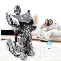 Машинка робот трансформер MECHA   фото 5 из 5