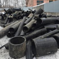 отходы пнд трубы, канистра 276