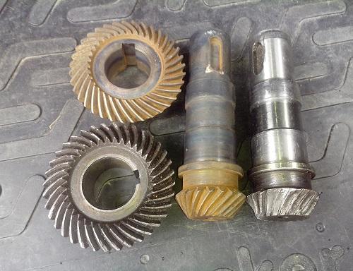 Производство зубчатых колёс и шестерён. | фото 1 из 4