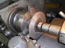 Проточка тормозных дисков и барабанов.   фото 3 из 4