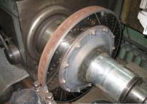 Проточка тормозных дисков и барабанов.   фото 2 из 4