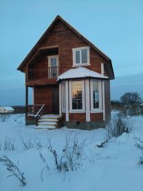 Дом 87 м² на участке 8.5 сот.