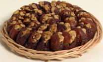 Хаштак - блюдо из сухофруктов