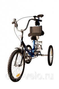 Реабилитационный велосипед-тренажер
