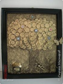 Картина Монетный дуб
