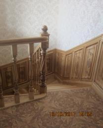 Лестницы деревянные из ясеня и дуба  изготовление на заказ | фото 3 из 6
