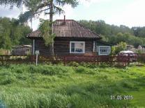 Дом в посёлке Рябчинка.