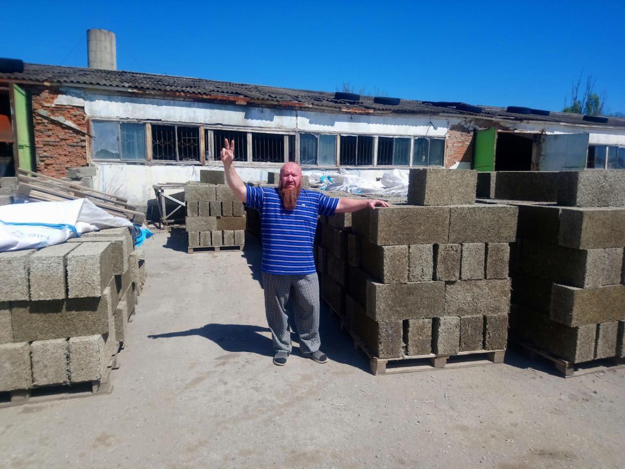 Производство Арболит Блока в Краснодарском Крае | фото 1 из 6