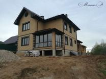 Строительство домов, бань, гаражей. | фото 6 из 6