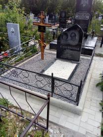 Благоустройство мест захоронений | фото 4 из 6