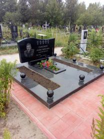 Благоустройство мест захоронений | фото 6 из 6