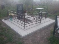 Изготовление памятников, оград, металлических изделий