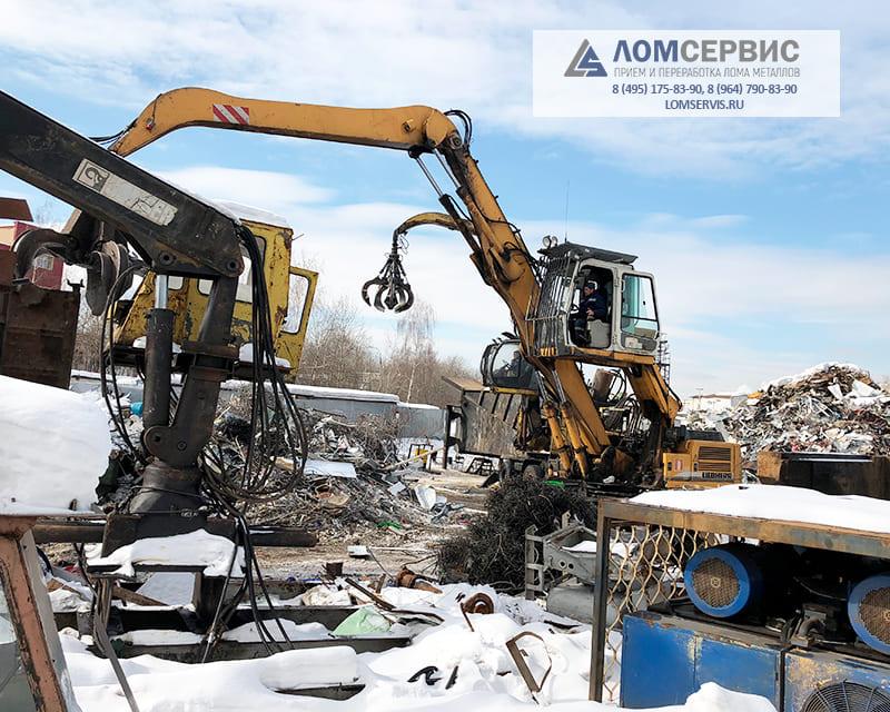Прием металлолома. Вывоз и демонтаж металлоконструкций. | фото 1 из 6