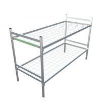 Кровати из металла собственного производства, широкий ассортимент