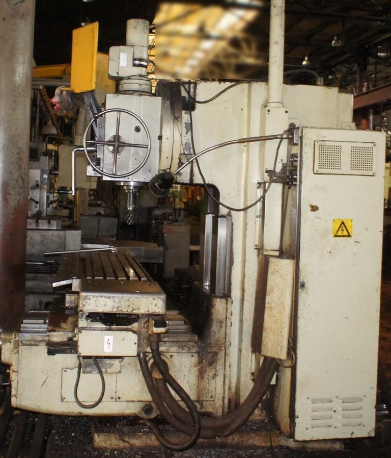 Вм127м вертикальный фрезерный станок | фото 1 из 1