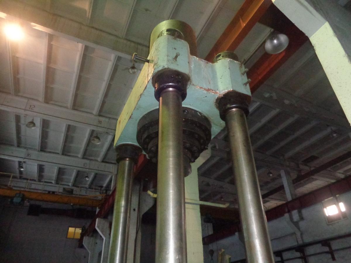 гидравлический пресс к.03.032 усилием 500 тонн | фото 1 из 1