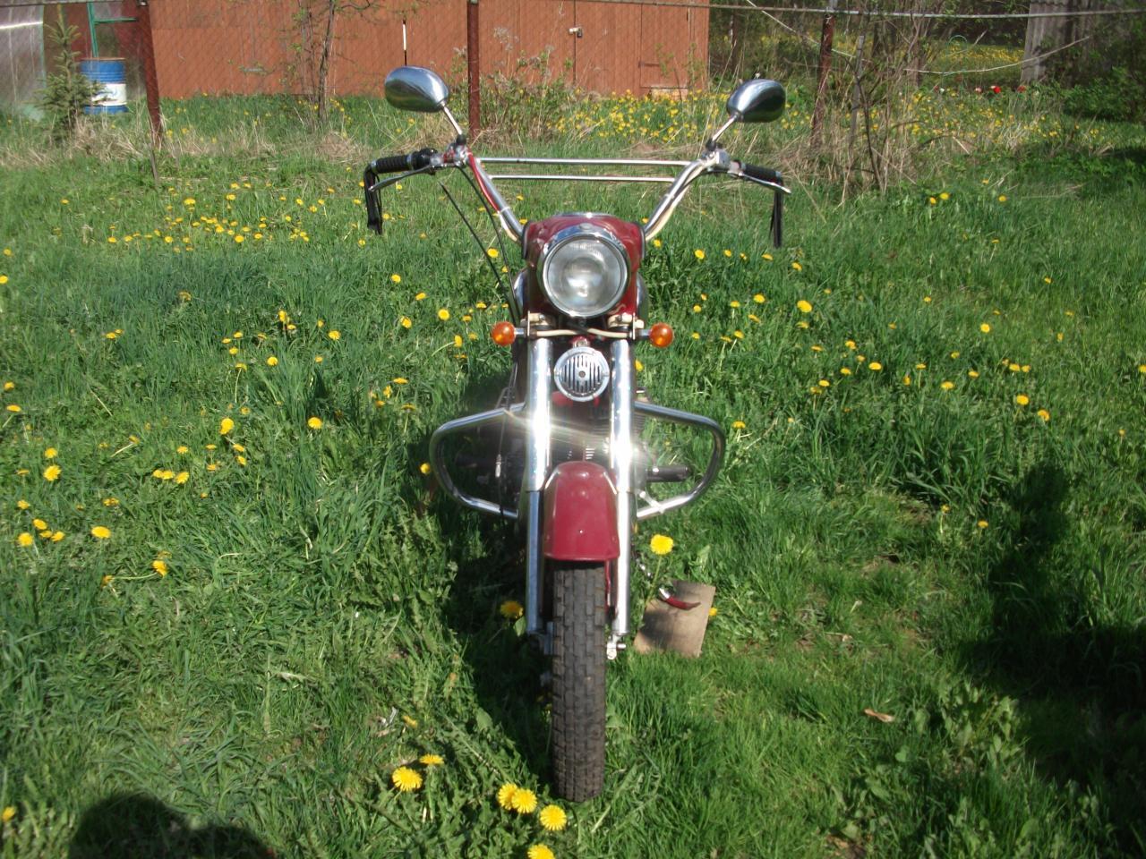 продаю мотоцикл ява 350-360 | фото 1 из 1