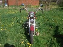продаю мотоцикл ява 350-360