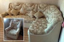 Ремонт и Перетяжка мягкой мебели | фото 6 из 6