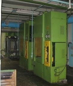 гидравлический пресс phm160 160 тонн | фото 1 из 1