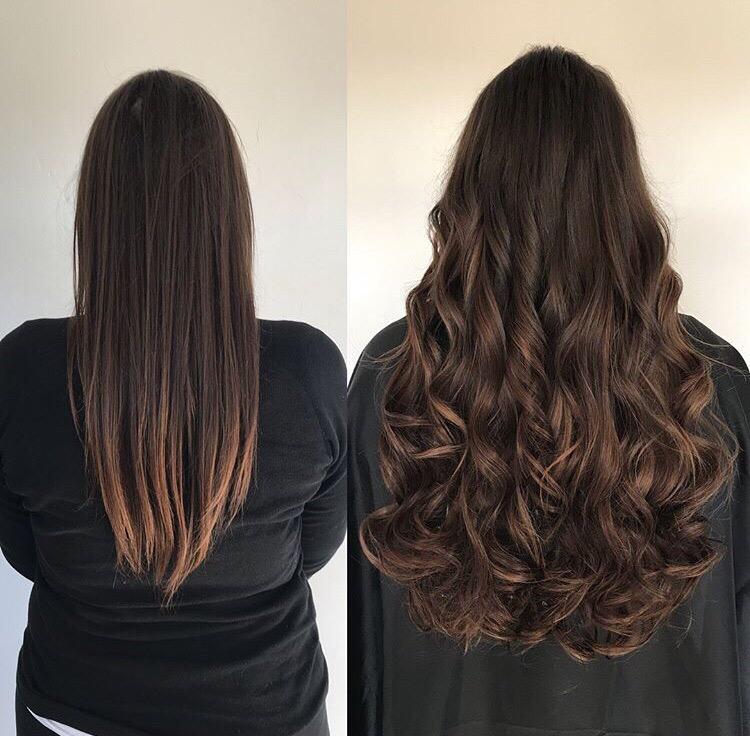 Наращивание волос в Мурманске  | фото 1 из 6
