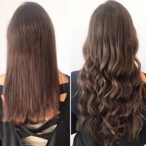 Наращивание волос в Мурманске  | фото 2 из 6