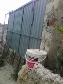 Продам 3 сотки под ИЖС Кореиз Ялта,с строением-можно прописаться,забор,ворота,сад.   фото 4 из 6