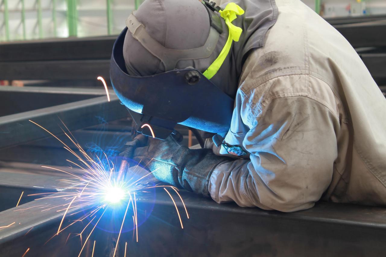 сварочные работы-монтаж металлоконструкций | фото 1 из 5