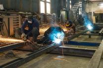 сварочные работы-монтаж металлоконструкций | фото 4 из 5