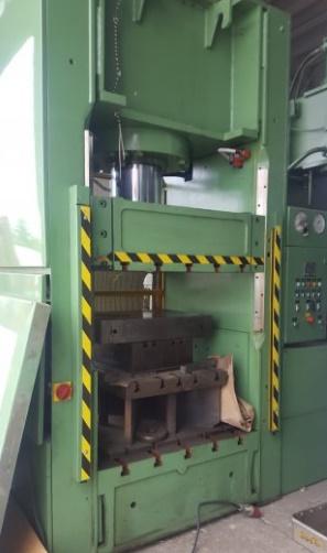 phm250 гидравлический пресс 250 тонн | фото 1 из 1
