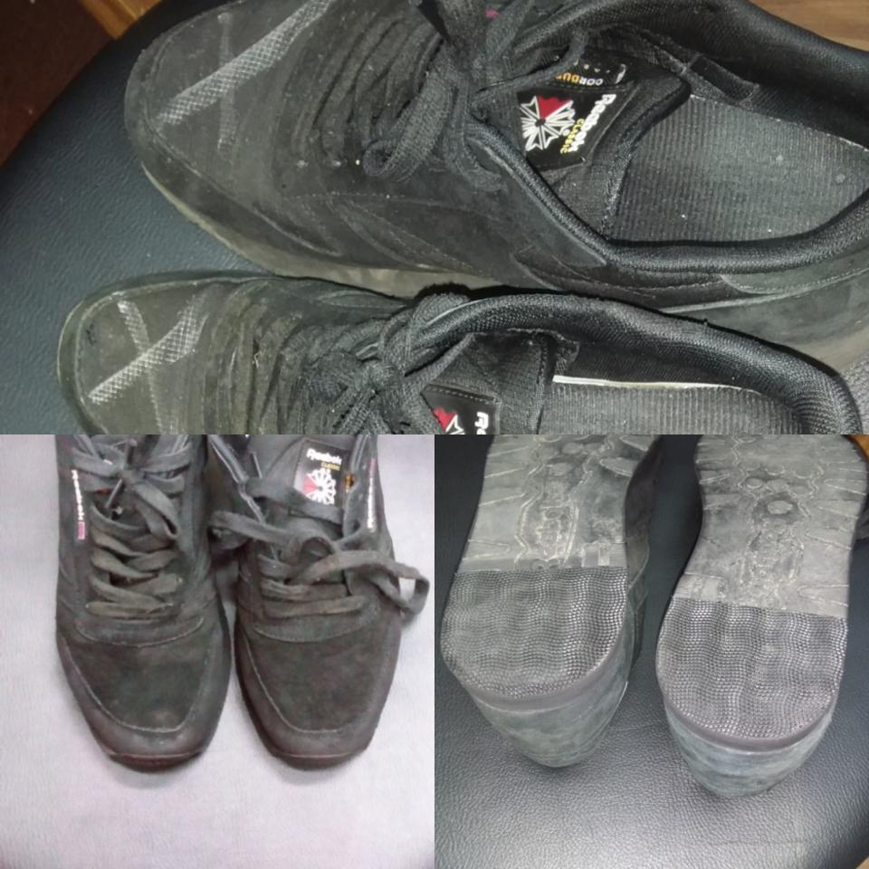 Ремонт кроссовок замена сетки | фото 1 из 1